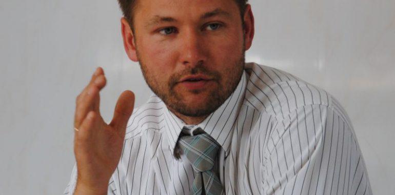 Pirmininkas Andrius Navickas